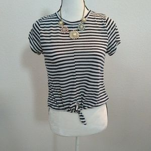 Cotton on blue t-shirt size small